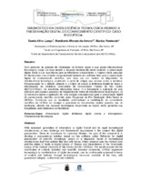 Diagnóstico da obsolescência tecnológica visando a preservação digital do conhecimento científico: caso BCO/UFSCar.(Pôster)
