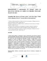 Modernização e adequação do espaço físico da Biblioteca Central do Campus de Ribeirão Preto/USP: relato de caso. (Pôster)
