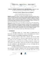 O uso da Internet em bibliotecas universitárias: analisando o caso da Biblioteca Central da Universidade Federal do Maranhão. (Pôster)