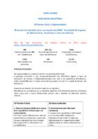 Visão Global - Resumo do Relatório da IFLA