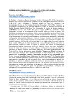 Perfil dos conferencistas e palestrantes convidados