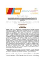 Mapeamento de processos em bibliotecas universitárias: relato de experiência na Universidade Federal Rural da Amazônia.