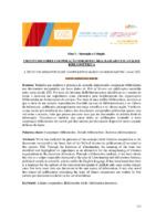 Um estudo sobre cooperação bibliotecária baseado em análise bibliométrica.