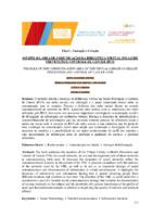 O papel da área de comunicação da Biblioteca Virtual em Saúde Prevenção e Controle de Câncer (BVS).