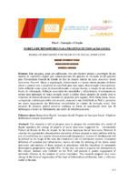 Modelo de repositório para projetos de inovação social.