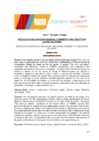 """Inovação para inclusão digital: o projeto """"um TABLET por aluno"""" da UNIRIO."""