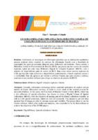O uso do OMEKA para implantação da biblioteca digital de coleções especiais na Universidade de Brasília.