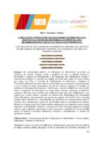 A criação da comissão de trabalhadores em bibliotecas e arquivos da Universidade Federal Fluminense, seus desdobramentos e impactos: relato de experiência.