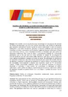 Política de informação e repositório institucional para acervos audiovisuais em TV universitária.