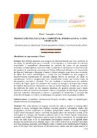Proposta tecnológica para competência informacional na pós-graduação. (Pôster)