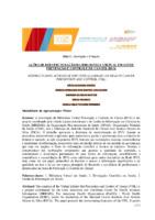 Ações de reestruturação da Biblioteca Virtual em Saúde prevenção e controle de câncer (BVS). (Pôster)