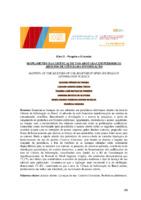 Mapeamento das licenças de uso adotadas em periódicos abertos de ciência da informação.