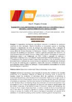 Marketing para repósitorios institucionais: um estudo para a memória- repositório instituicional do IFRN.