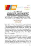 A comunicação científica dos docentes do Instituto de Educação em Ciências e Matemáticas do Curso de Pós-Graduação em Educação em Ciências e Matemáticas, da Universidade Federal do Pará, no período de 2012-2016.