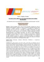 Informação e ambiente nos cursos de biblioteconomia brasileiros.