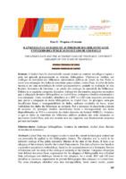 O Linked Data e os dados de autoridades das bibliotecas de universidades públicas do Estado de São Paulo.