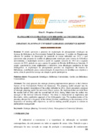 Planejamento estratégico em biblioteca universitária: relato de experiência.
