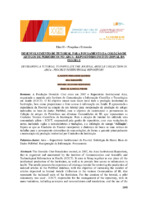 Desenvolvimento de tutorial para povoamento da coleção de artigos de periódicos no Arca - Repositório Institucional da Fiocruz.