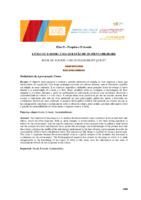 Livro ou e-book: uma questão de sustentabilidade. (Pôster)