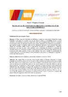 Plano anual de atividades da Biblioteca Central da UFGD: relato de experiência. (Pôster)