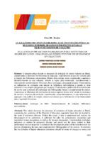 Avaliação do MEC/INEP em bibliotecas de instituições públicas de ensino superior: desafios e perspectivas para o desenvolvimento de coleções.