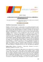 As bibliografias dos programas de disciplinas e a biblioteca universitária da FCA.