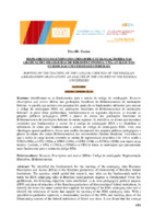Mapeamento do ensino do código de catalogação RDA nas graduações brasileiras de biblioteconomia: uma análise dos cursos das Universidades Federais.