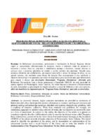 Programa penas alternativas: educação do usuário para a responsabilidade social - relato de experiência de uma biblioteca universitária.
