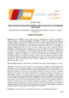 O processo de aquisição de material bibliográfico da Universidade Vila Velha.