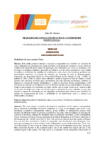 Trabalhos de conclusão de curso e a visibilidade institucional.(Pôster)