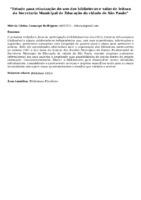 Estudo para otimização do uso das bibliotecas e salas de leitura da Secretaria Municipal de Educação da cidade de São Paulo