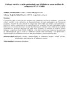 Cultura escolar e ação pedagógica na biblioteca: uma análise de artigos do XXIV CBBD