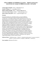 O livro didático na biblioteca da escola  - fonte de pesquisa e memória(s) no campo da biblioteconomia e educação