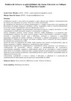 Prática de leitura: a aplicabilidade do Sarau Literário no Colégio São Francisco Xavier