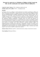 Descarte de materiais em Bibliotecas Públicas do Rio Grande do Sul: caso de municípios com mais de 100 mil habitantes