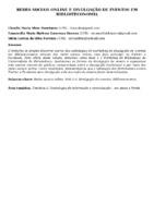 REDES SOCIAIS ONLINE E DIVULGAÇÃO DE EVENTOS EM BIBLIOTECONOMIA