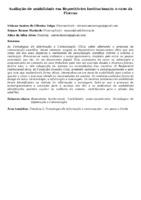 Avaliação de usabilidade em Repositórios Institucionais: o caso da Fiocruz