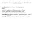 Gerenciamento eletrônico de normas técnicas: a experiência de um centro de tecnologia