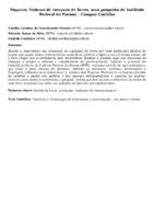 Papyrus: Sistema de compras de livros, uma proposta do Instituto Federal do Paraná - Campus Curitiba