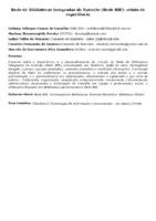 Rede de Bibliotecas Integradas do Exército (Rede BIE): relato de experiência