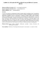Análise da utilização do DOI no Brasil em periódicos de acesso aberto