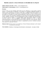 Direito autoral e o livro eletrônico: os desafios da Era Digital
