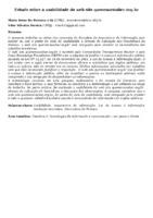 Estudo sobre a usabilidade do web site queremossaber.org.br