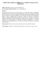 Impacto dos e-books em bibliotecas e o modelo de assinatura de publicações