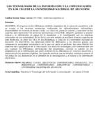 LAS TECNOLOGIAS DE LA INFORMACIÓN Y LA COMUNICACIÓN EN LOS CRAI DE LA UNIVERSIDAD NACIONAL DE ASUNCIÓN
