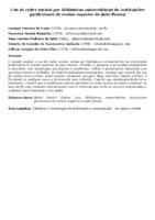 Uso de redes sociais por bibliotecas universitárias de instituições particulares de ensino superior de João Pessoa