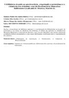 A biblioteca atuante na penitenciária, resgatando a autoestima e a cidadania dos detentos: caso da Penitenciária Masculina Baldomero Cavalcanti de Oliveira, Maceió-AL