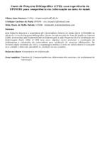 Curso de Pesquisa Bibliográfica (CPB): uma experiência da UFSM/RS para competência em informação na área de saúde
