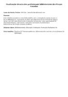 Atualização técnica dos profissionais bibliotecários das Forças Armadas