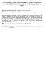 Excelência em serviços de informação e os gaps de aprendizagem: o caso da Biblioteca Mário Werneck, da Escola de Engenharia da UFMG